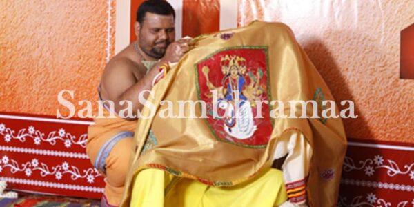 Brahmopdesham-sambhramaa